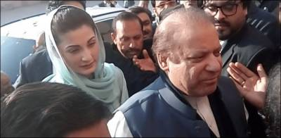 NAB forms 16 member team to arrest Nawaz Sharif, Maryam Nawaz: Sources