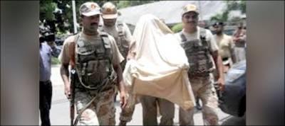 Pakistan Rangers arrest notorious target killer in Karachi