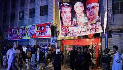Peshawar suicide blast death toll rises to 22