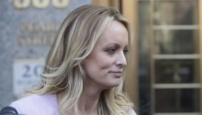 Porn Film star Stormy Daniels who alleged affair with Trump, arrested
