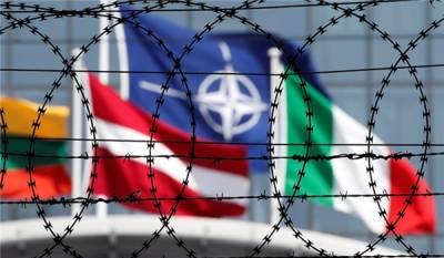 Russia terms NATO a