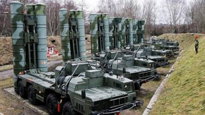 Russian S-400 first batteries to be delivered to Turkey in late 2019