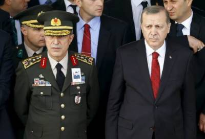 Tayyip Erdogan to make sweeping changes in Turkish military command