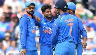 Kuldeep Yadav´s six-wicket haul sets up India win over England in 1st ODI