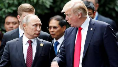 As Trump says Putin 'not my enemy', skeptics in US see danger