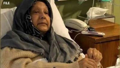 Begum Kulsoom Nawaz opens her eyes after a month in coma