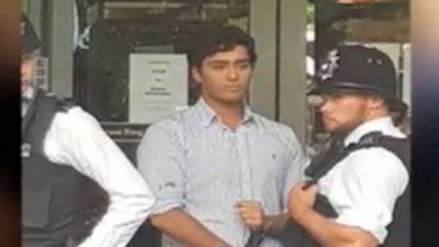 London police arrest Maryam Nawaz's son Junaid Safdar
