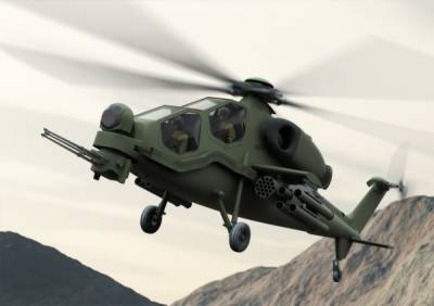Pakistan signs military attack helicopters deal with Turkey