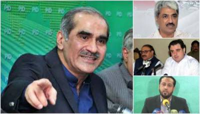 Punjab IG orders 30-day detention of Saad Rafique, others
