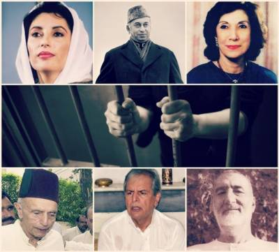 Top Pakistani Politicians who were jailed, when and why?