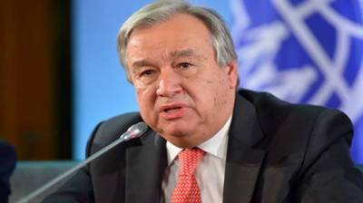 UN chief calls for political settlement of Syrian crisis