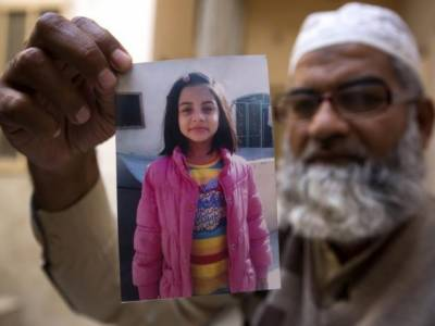 Zainab's father asks president to reject the mercy appeal of his daughter's murderer