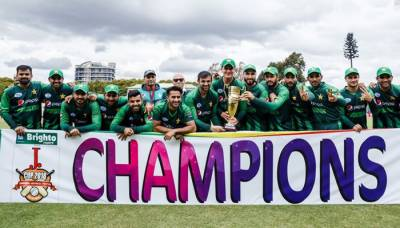 Zimbabwe invite Pakistan to bat in first ODI
