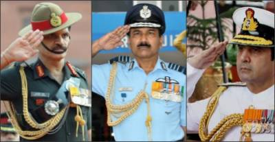 Indian Navy Admiral hits out at Indian Air Force, depicting trust deficit in Armed Forces