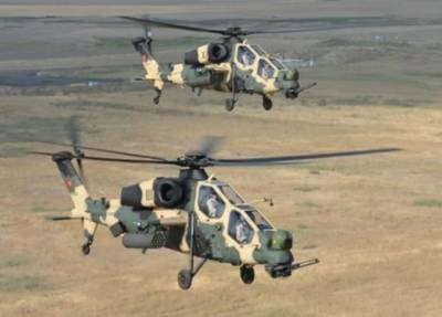 Turkish attack helicopter deal with Pakistan worth around $1.5 billion