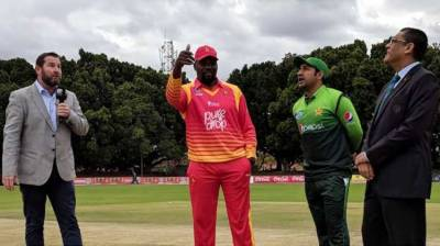 2nd ODI: Pakistan to face Zimbabwe on Monday