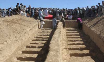 Afghan civilians killings touch record high in 2018