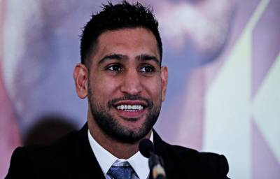 Amir Khan announces huge contribution in Dams fund