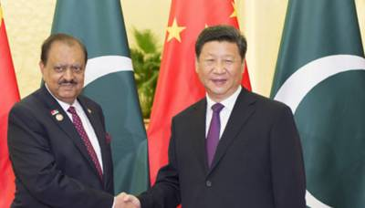 Chinese President sends a special message to people of Pakistan