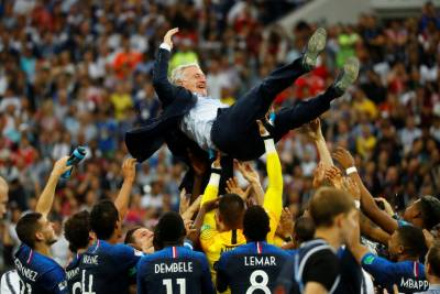 FIFA World Cup 2018: France beats Croatia to become World Champion
