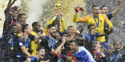 FIFA World Cup final 2018 sets a new record in the history of football