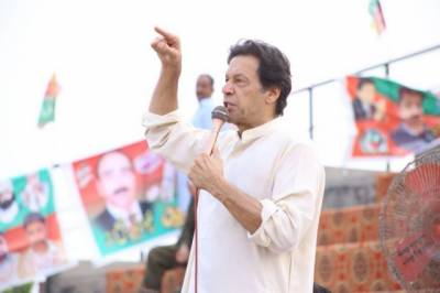 Imran Khan levels serious allegations against Shahbaz Sharif
