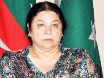 In a rare move, Yasmin Rashid rejects Imran Khan's statement