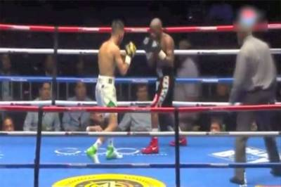 Pakistani boxer Mohammad Waseem defeated in World flyweight title