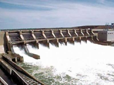 PEW for constructing dams to ensure water security