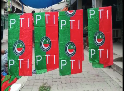 PTI all set for power show in three cities today