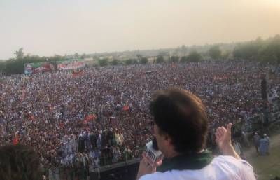 PTI to continue its election campaign till July 23: Imran