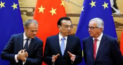 China wants to seek more balanced trade with EU