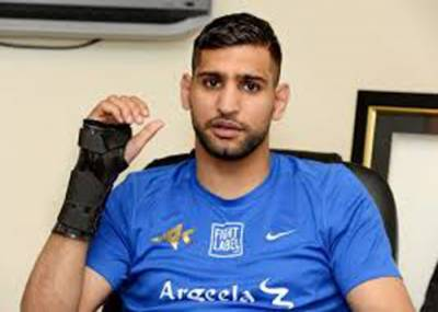 Dams for Pakistan: Boxer Amir Khan to donate Rs 1 Million in fund
