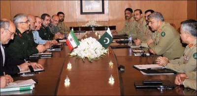 In a first, Pakistan and Iran decide to enhance military to military relations