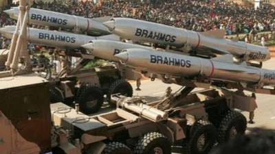 India test fires BrahMos supersonic cruise missile