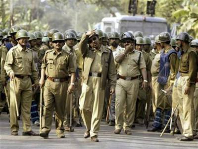 Indian woman gang raped, burnt to death