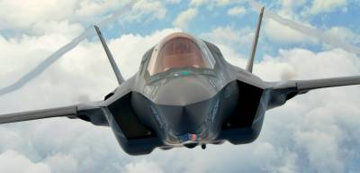 Lockheed Martin gets order for 141 stealth F 35 fighter jets