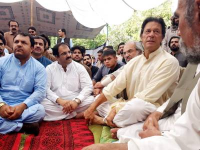 Mastung incident conspiracy to postpone general election: Imran