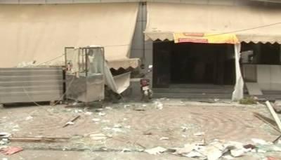 Multan hotel explosion: Three killed with 25 injured