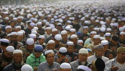 Muslims in China's