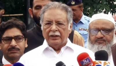 Nawaz should be granted same relief as Zardari: Pervaiz Rasheed
