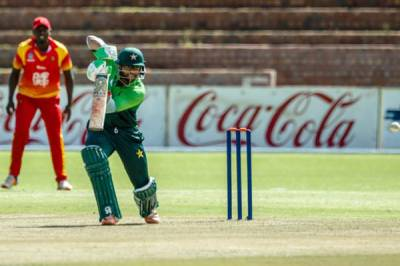 Pakistan to face Zimbabwe in 2nd ODI today