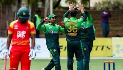 Pakistan Vs Zimbabwe 2nd ODI live score update