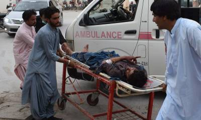 Punjab govt offers medical treatment to victims of Mastang blast