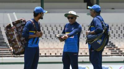 Sri Lanka Cricket team Captain, Coach and Manager suspended