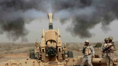 Three killed as worker opens fire at Saudi-Yemen border