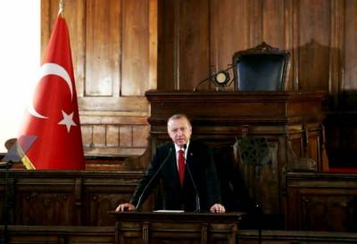 Turkey issues presidential decrees reshaping institutions