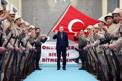 Turkey to enforce new anti terror laws, giving new powers to law enforcing authorities