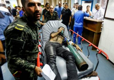 Two Palestinians killed 12 injured, Hamas says truce reached