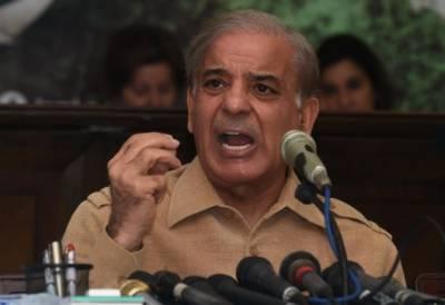Unfair elections would be 'tragic' for Pakistan, says Shehbaz